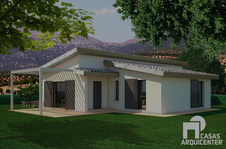 Precio construir casa casas arquicenter - Precio construir casa ...