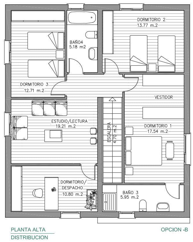 diseño casa leon