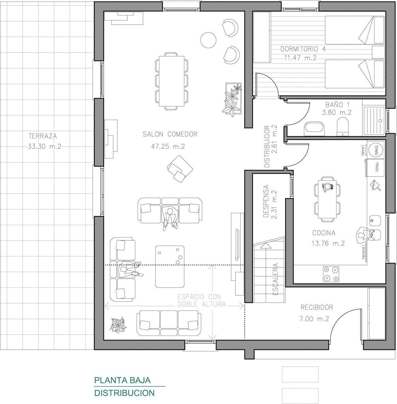 plano casa Leon