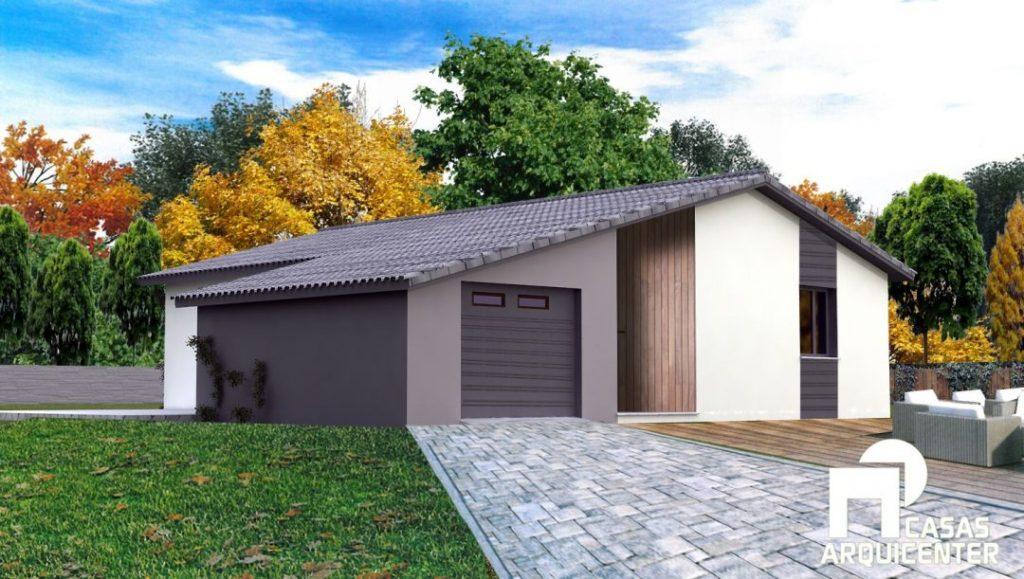 diseño casa sierra