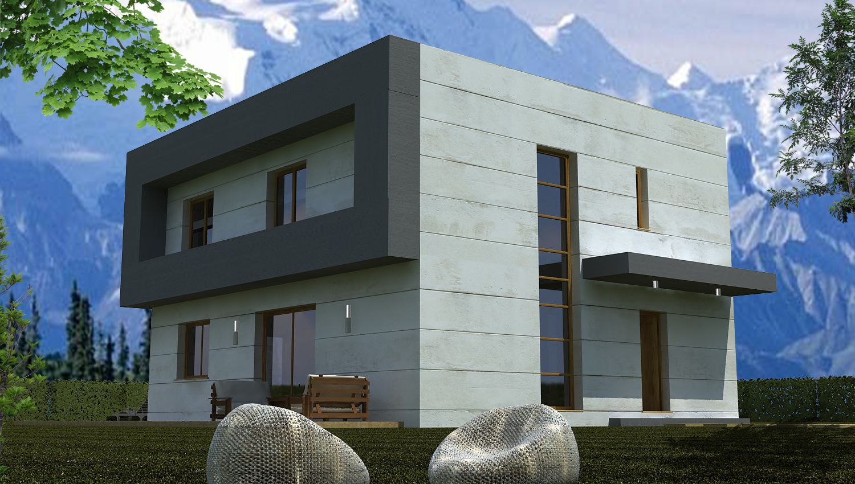 diseño casa asturias