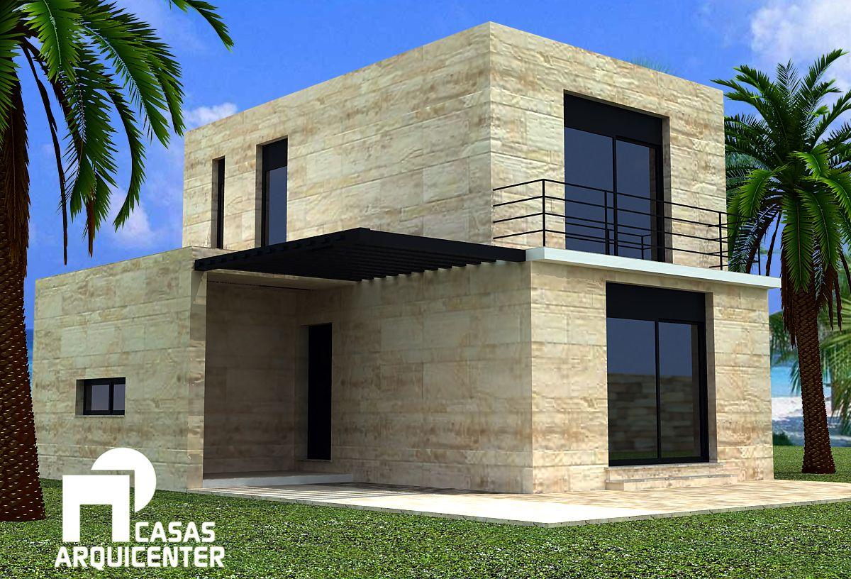 diseño casa mediterraneo