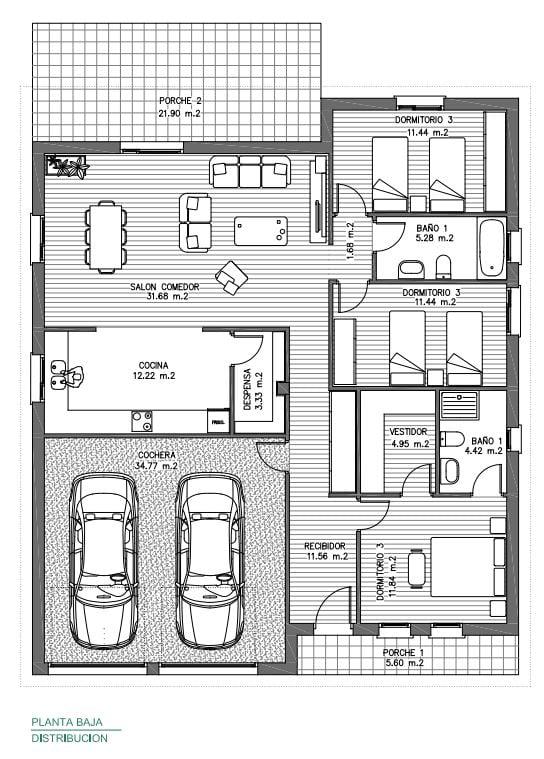 diseño casa toledo -B-