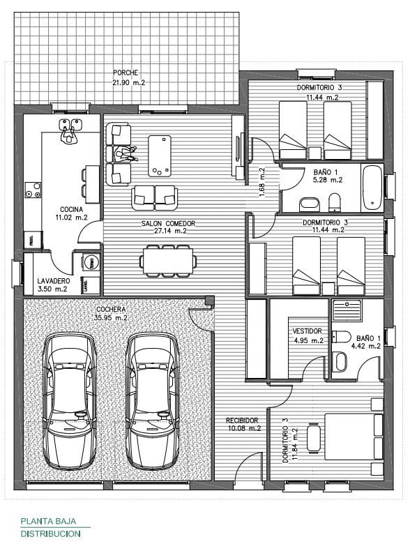diseño casa toledo