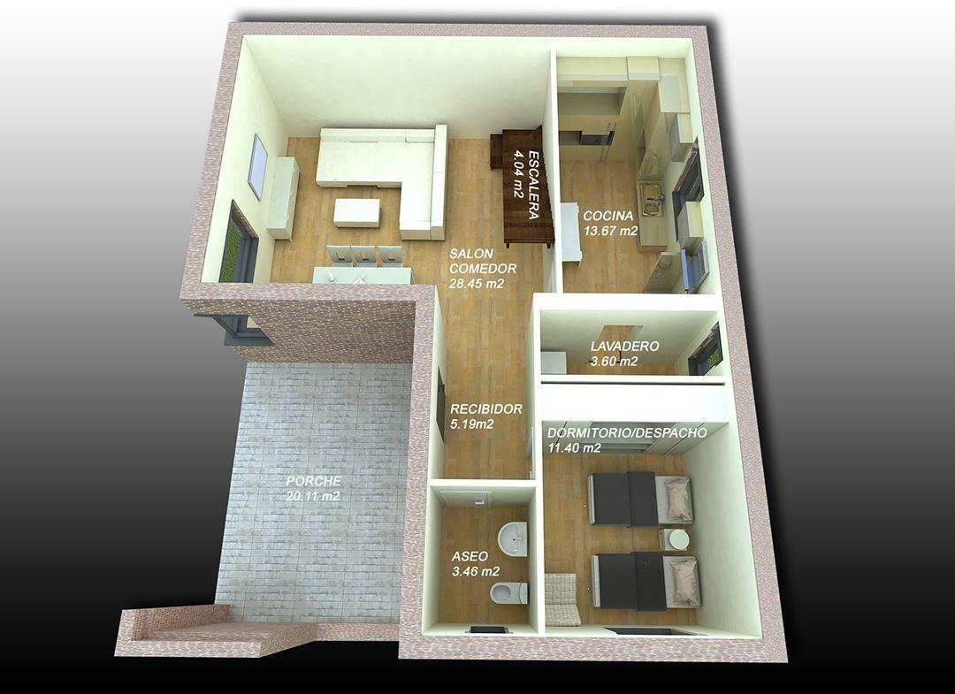 diseño casa cuenca