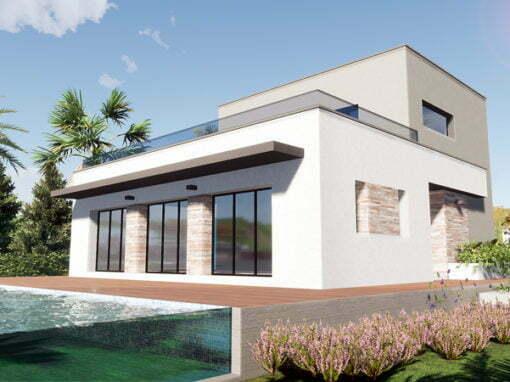 Diseño Casa Mediterránea