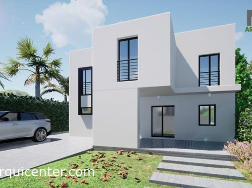 Diseño Casa Nevada