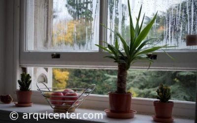 Ventilación natural en una casa pasiva