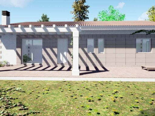 Diseño Casa Soria