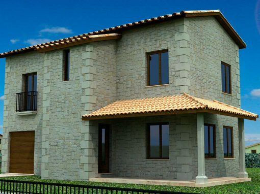Diseño Casa Pirineos