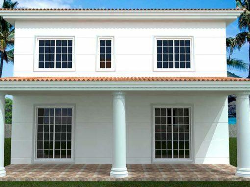 Diseño Casa Marbella