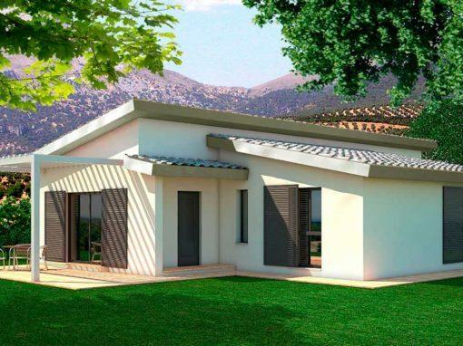 Diseño Casa Vitoria