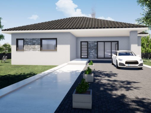 Diseño Casa Aranjuez