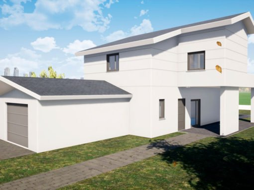 Diseño Casa Madrid Próximamente