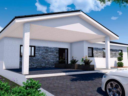 Diseño Casa Navarra
