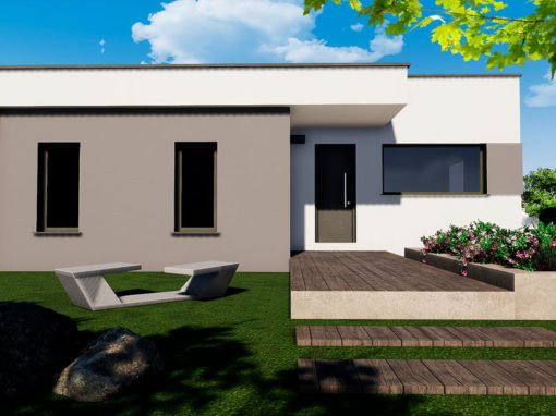 Diseño Casa Formentera